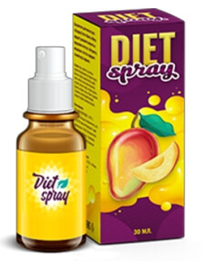 diet slim spray