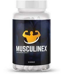 musculinex suplement na masę mięsniową