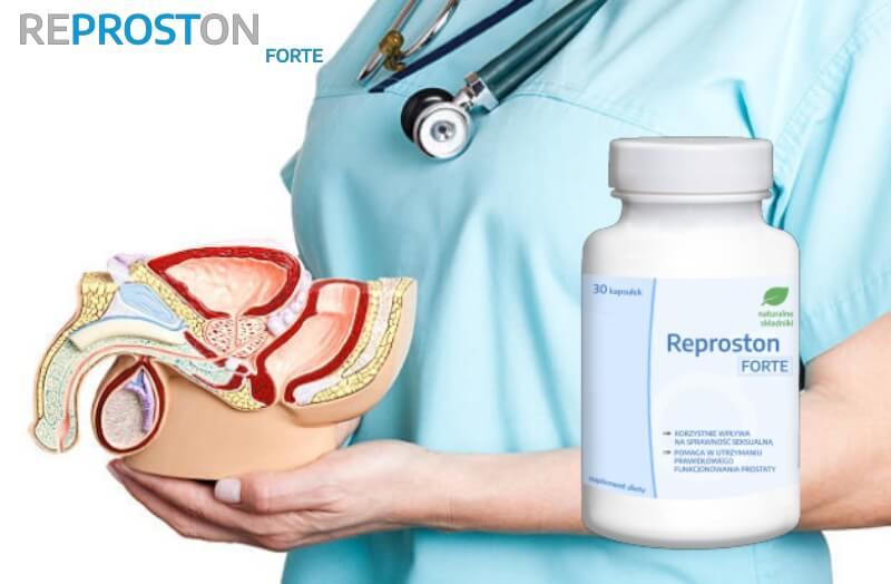 Skład Reproston Forte