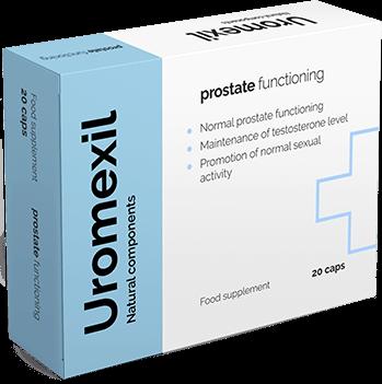 suplement Uromexil na prostatę