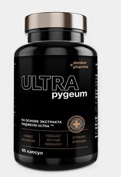 Pygeum Ultra cena