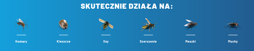 Jak działa Insecter Strong – Skutki uboczne