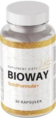 bioway gold tabletki