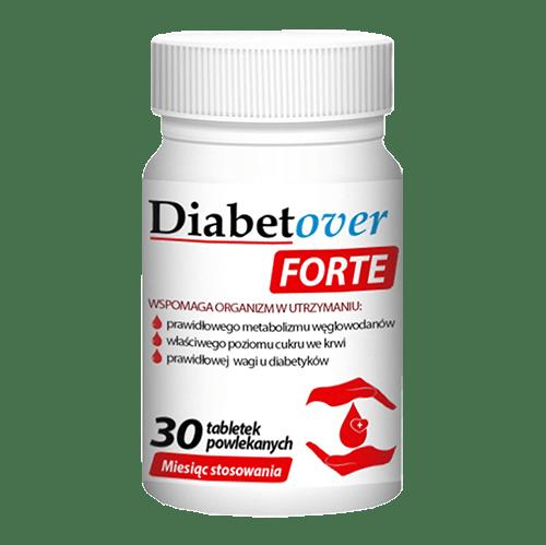 Diabetover tabletki